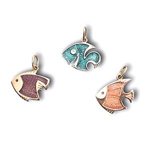 Подвески «Рыбки»