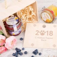 Набор фруктового крем-мёда Frestorica «Символ года»