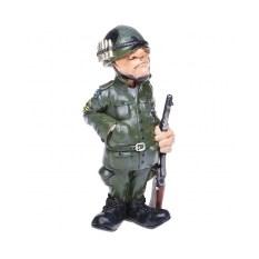 Керамическая фигурка «Солдат»