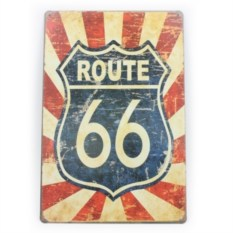 Табличка 66 route