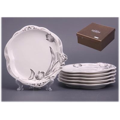 Набор тарелок из 6 шт.