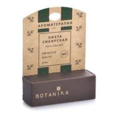 Ароматическое масло Пихта сибирская