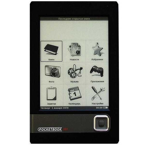 Электронная книга PocketBook 301 Plus Комфорт