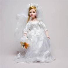 фарфоровая Кукла-невеста  Мэгги