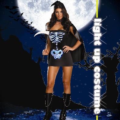 Маскарадный костюм Призрак Майя