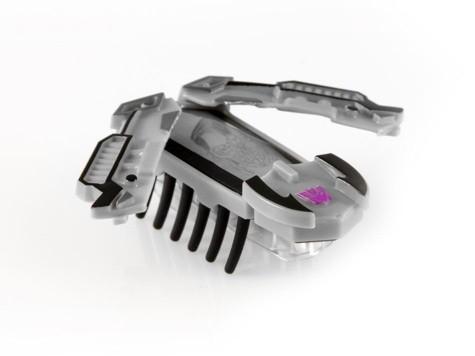 Микроробот Nano Transformers Lockdown
