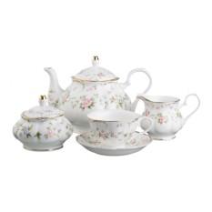 Чайный сервиз Квинсдей на 6 персон 15 предметов