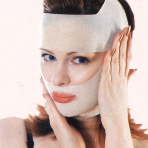 Компрессионные омолаживающие маски для лица