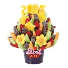 Букет из фруктов New years