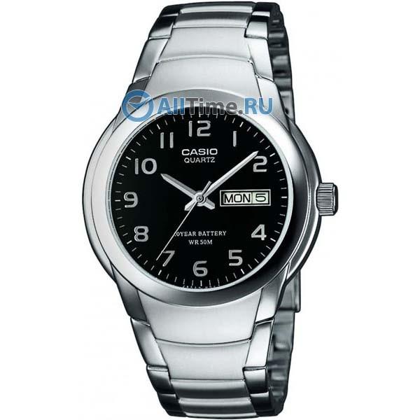 Мужские японские часы Casio (MTP MTP-1229D-1A)