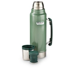 Зеленый термос Stanley Classic Vac Bottle Hertiage