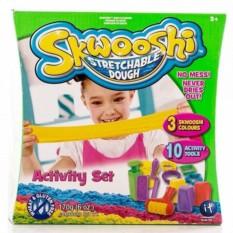 Набор для творчества Skwooshi Масса для лепки и аксессуары