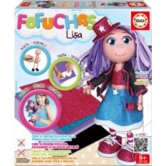 Набор для творчества Educa Фофуча Кукла Лиза