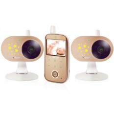 Видеоняня Ramili baby с двумя камерами