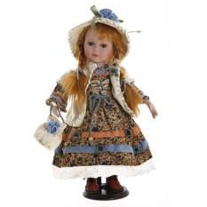 Фарфоровая кукла Катя