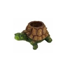 Садовая фигура-кашпо Большая черепаха