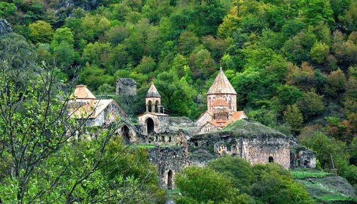Подарочный сертификат Активный тур по Карабаху (Армения)
