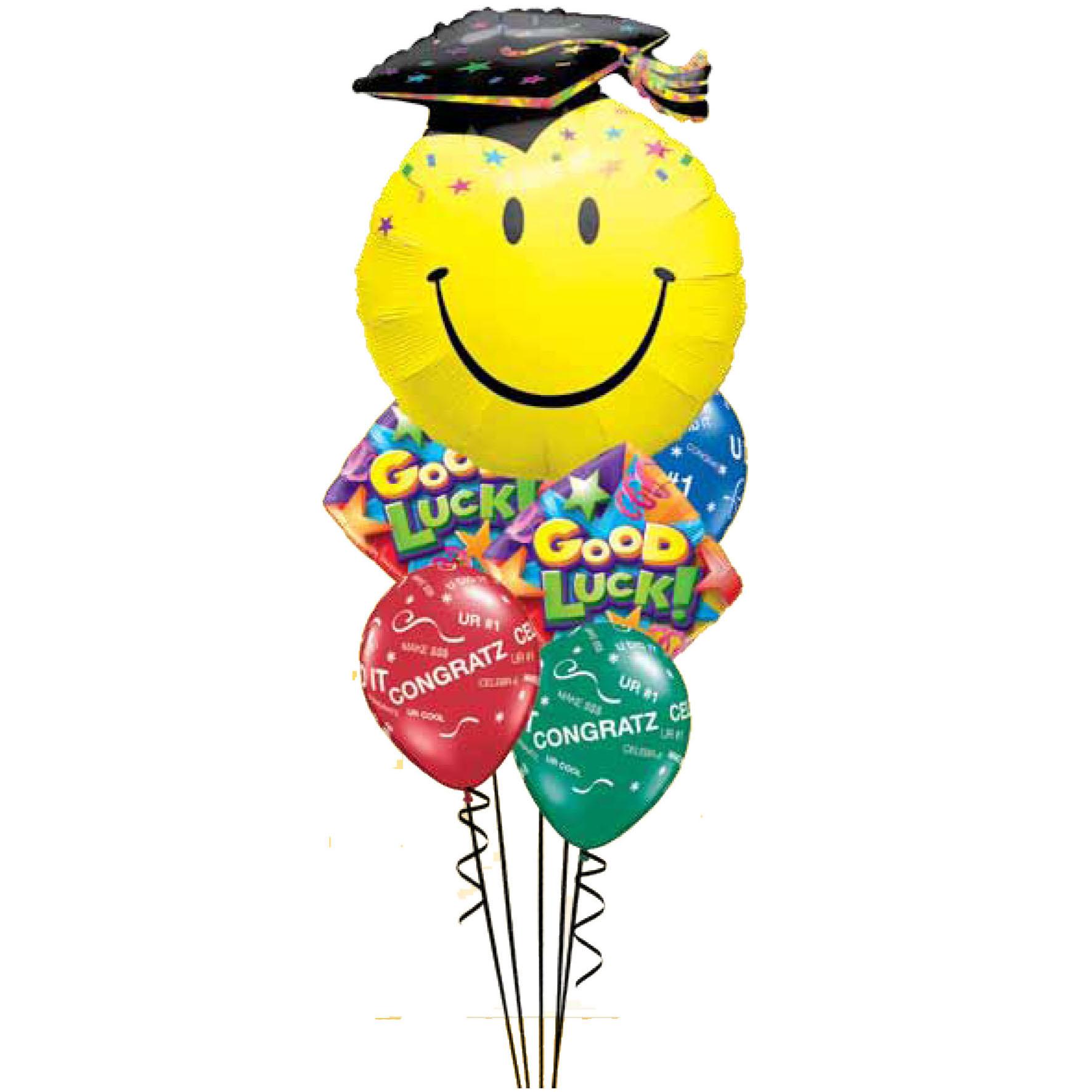 Букет шаров «Выпускник»