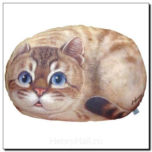 Подушка Котёнок Тайгер