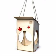 Конструктор из дерева Кормушка для птиц