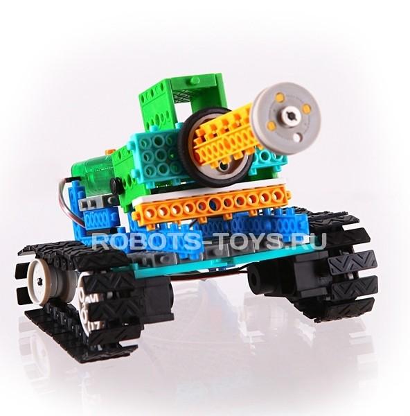 Роботы-конструкторы Huna Fun & Bot 3 (8 роботов + пульт)