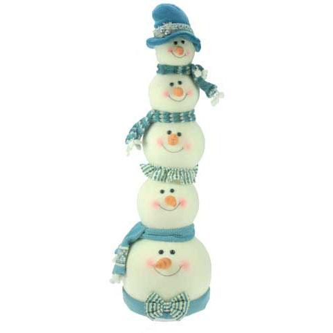 Сувенир «Снежки-снеговички»