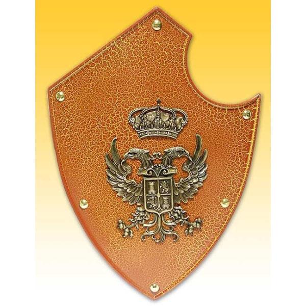 Настенный щит с гербом «Двухглавый орел»