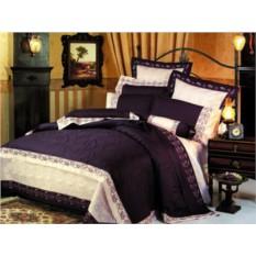 Комплект постельного белья из люкс-сатина Asabella