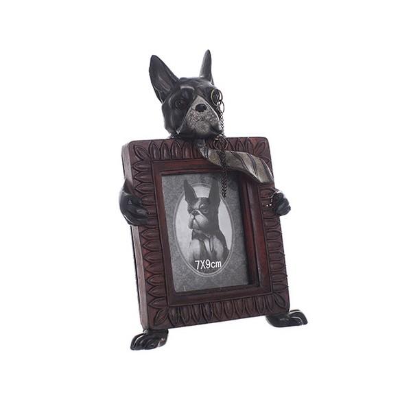 Фоторамка Собака с моноклем