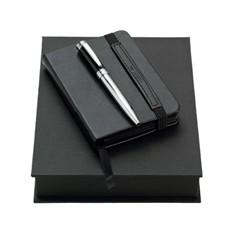 Подарочный набор: записная книжка, шариковая ручка
