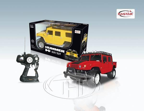 Радиоуправляемая машина Hummer