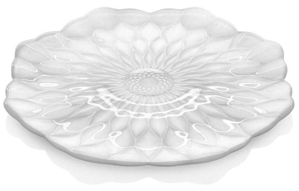 Жемчужное блюдо White lotus