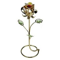 Декоративная фигурка Swarovski Роза