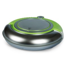 Зеленый робот-пылесос Clever&Clean M-Series 002 Blue/Green