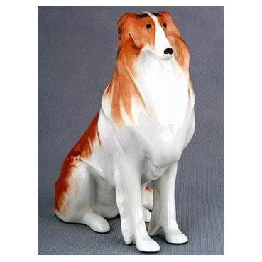 Анималистическая скульптура «Колли»