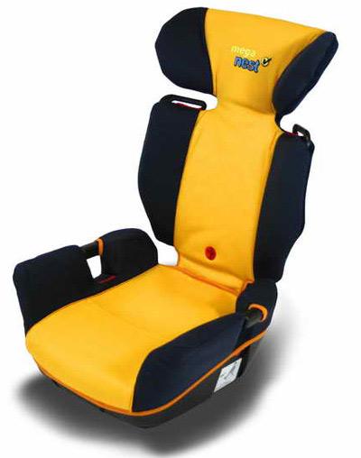 Детское автомобильное кресло Kiddy MEGA Nest