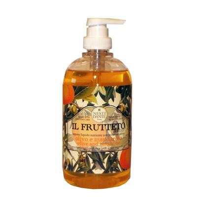 Жидкое мыло для рук Оливковое масло и мандарин Nesti Dante