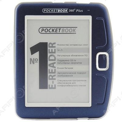 Электронная книга PocketBook 360 Plus Blue