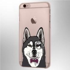 Чехол для iPhone 6/6S Питомцы. Хаски