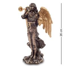 Статуэтка Ангел, играющий на трубе