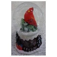 Водяной шар со снегом С Рождеством