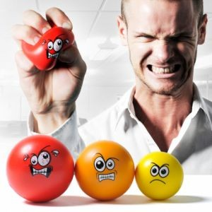 Мячи Антистресс Управление гневом