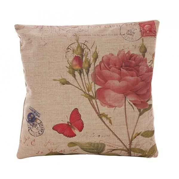 Декоративная подушка Бабочка