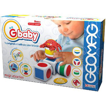 Магнитный конструктор Baby