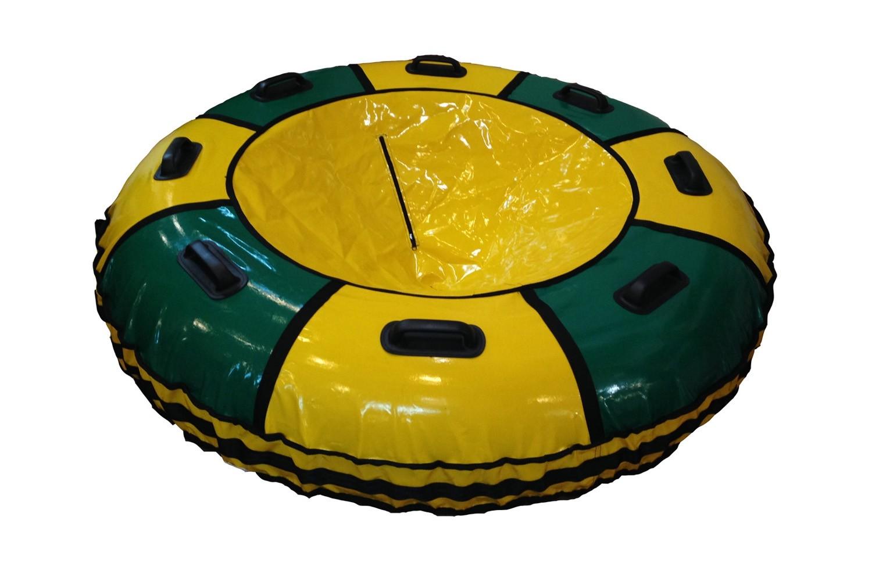 Ватрушка-тюбинг надувная KickJump 150 см