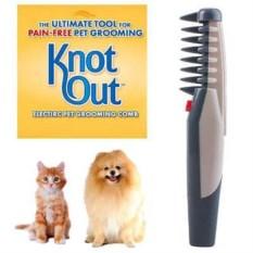 Прибор для расчесывания шерсти домашних питомцев Knot Out