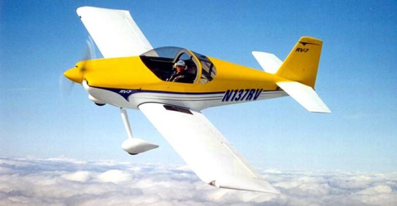 Полет на самолете RV-7 (15-20 мин.)
