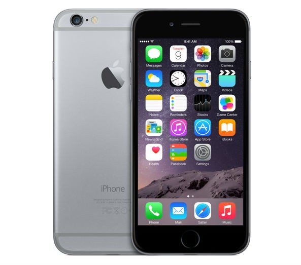 Apple iPhone 6 128Gb (Black&Space Gray)