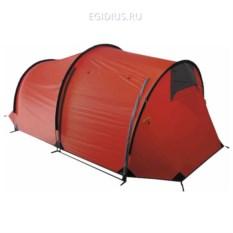 Палатка RockLand Pipe-3 красного цвета