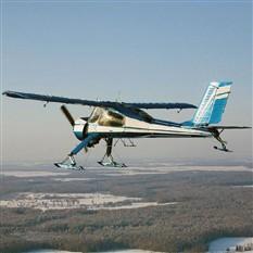 Сертификат Полет на самолете Wilga 35 (60 минут)